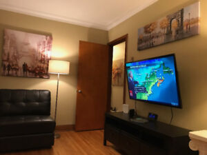 Furnished apartment - all inclusive - La Petite Patrie- Montreal