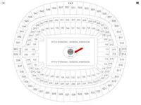 2 X ADELE GOLDEN CIRCLE TICKETS FOR WEMBLEY SUNDAY 1ST JULY
