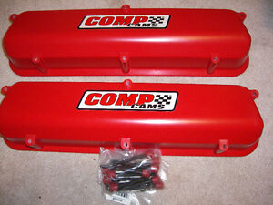 NEW, 302 & 351W Small Block Ford valve covers Comp Cams