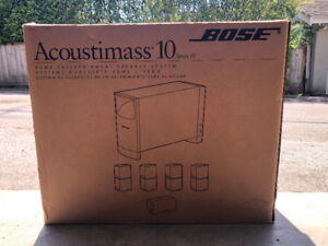 Acoustimass 10 Series IV