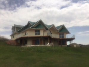 Water Front Home Close to Charlottetown
