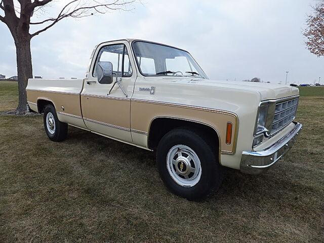 1977 Chevrolet Scottsdale C20 C10 C K 2500 1500 1976 1978