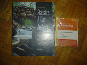 statistics and data analysis code included