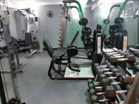 Personal Training in Private Gym