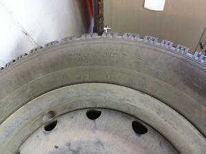 Winter Tires & Rims Moose Jaw Regina Area image 4