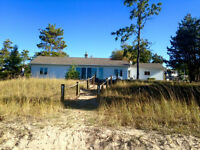 Beachfront 4 Season Rental Port Elgin (Longer Term)