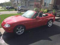 Must go! Mazda Miata* Super Clean!*