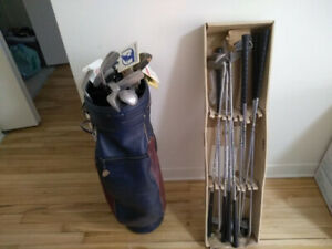 golf clubs negotiable