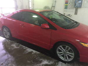2008 Honda Civic Si Coupe (2 door) Williams Lake Cariboo Area image 2