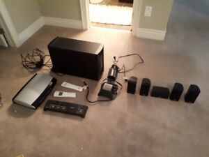 Bose Lifestyle Home Theater System !