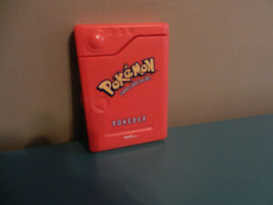 Pokeman Pokedex 1999 Nintendo Tiger