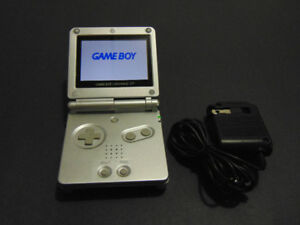 (REDUCED) Refurbished GameBoy Advance SP AGS-101