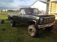 Looking for old Ford F-150-350