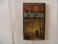 THE BLACK CURTAIN by Cornell Woolrich - 1982 Paperback