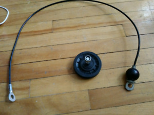 GYM EXERCISE WEIGHT LIFTING CABLE PULLEY WHEEL PARTS