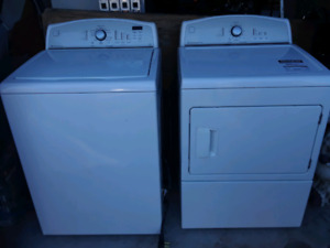 EUC - KENMORE WASHER & DRYER