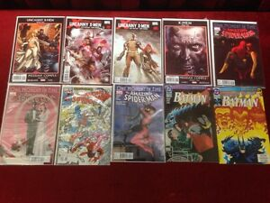 40 Comic Books by DC, Marvel and others Windsor Region Ontario image 2