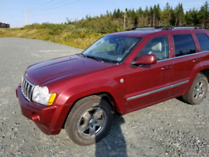 2007 Jeep Grand Cherokee 3.0L diesel