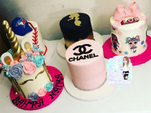 Custom Cakes and other desserts for sweet tables