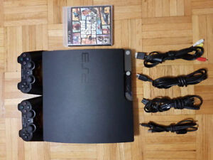 Playstation 3 + 2 Controlers + 17 Games