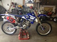 2005 yz250f mint condition