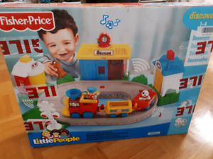 Train Fisher-Price LittlePeople  1 à 4 ans