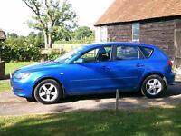 2004 Mazda 3 1.6 TS
