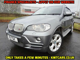 2007 X5 3.0d Auto SE - £8000 Optional Extras - KMT Cars