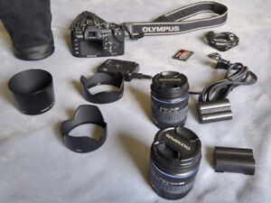 Olympus E-510 Package with 11-22mm f2.8-3.5 ED Lens