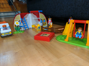 Ensembles Playmobil 1-2-3