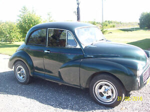 1959 MORRIS MINOR 1000 (reduced price)