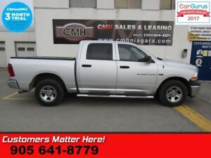 2011 Dodge Ram 1500 ST  HEMI CREW 4X4 POWER GROUP