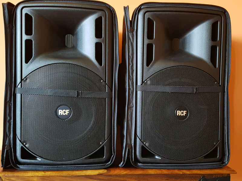 RCF ART 312A (Pair) like new with Covers | in Inverkip, Inverclyde | Gumtree