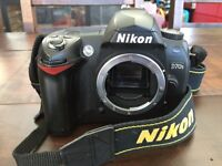 NIKON D70s BODY and  NIKON AF 18-200 PACKAGE