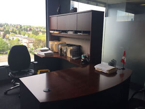 Office Executive Workstation for Sale