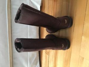 UGG style bottes