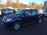 Nissan Navara 2.5dCi Acenta d/cab 2012 62 Reg
