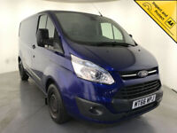 2016 FORD TRANSIT CUSTOM 290 TREND E-TEC PANEL VAN 1 OWNER FROM NEW FINANCE PX