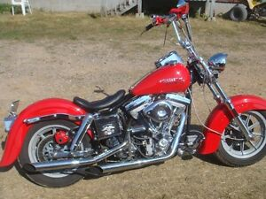 Harley FXEF 1985 One of a kind!