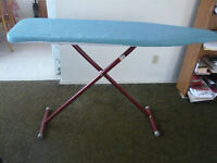 Old ironing board