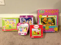 Girl Puzzles!