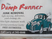 JUNK REMOVAL, LIMB & BRUSH REMOVAL