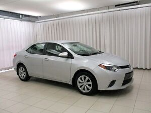 2016 Toyota Corolla ENJOY THIS SPECIAL OFFER!!! LE SEDAN w/ HEAT