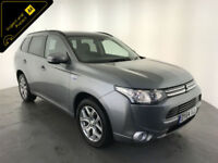 2014 64 MITSUBISHI OUTLANDER GX 3H PHEV AUTO 1 OWNER SERVICE HISTORY FINANCE PX