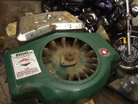 16 hp Vertical Twin Briggs and Stratton Engine