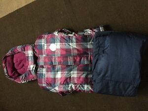 4 T Girls winter jacket for sale