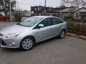 Ford Focus SE 2012 Reduced to Sell