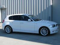 BMW 116d 2.0TDi M-Sport 5 Door