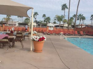 RV Park Model for rent at Good Life,Mesa...or for sale