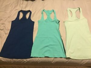 lululemon cool racerbacks